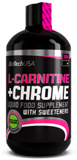 L-carnitine + Crome 500 ml BioTech(USA)