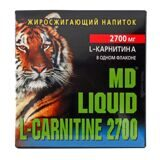 L-carnitine liquid 2700 mg 10x25мл MD(россия)