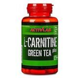 L-carnitine plus GREEN TEA  60 caps ACTIVLAB(польша)