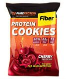 Protein Cookies Fiber Low Carb 80гр Pure Protein(россия)
