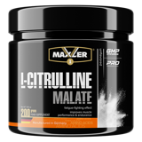 L-Citrulline Malate uniflavored 200 gr Maxler(германия)