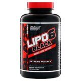 lipo 6 black extreme potency 120 капс Nutrex(USA)