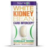 White Kidney Bean Carb intercept TM Phase 2+ cr \ 120 caps NATROL