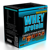 WHEY protein  3кг Atlet Power (россия)