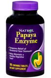 Papaya Enzyme 100 табл Natrol (USA)